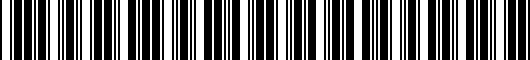 Barcode for 1741021261